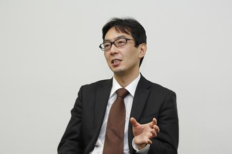 Professor Yasuhiro Oikawa