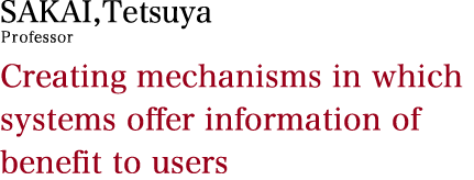 Creating mechanisms in which systems offer information of benefit to users