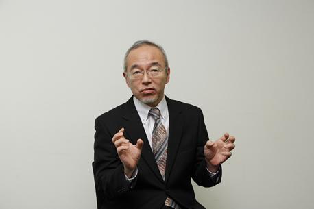 Professor Daisuke Takahashi