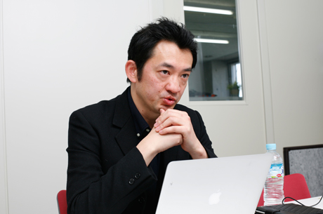 Associate Professor Tatsuya Mori