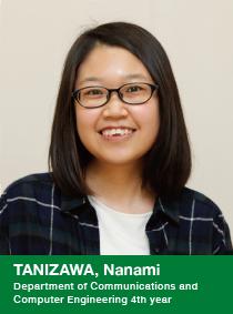 TANIZWA,Nanami